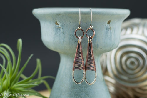 mixed-metal-petal-weave-earrings1