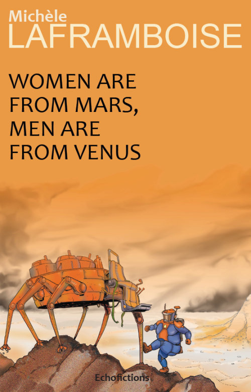Book Cover: Women are from Mars, Men are from Venus