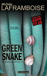 Book Cover: Green Snake