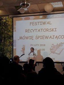 """W Łubniańskim Ośrodku Kultury recytowali """"Śpiewająco"""" 20"""