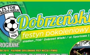 Dobrzeński Festyn Pokoleniowy już od piątku 4