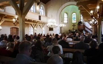 W Lubieni świętowano Regionalne Dożynki Ewangelickie 2