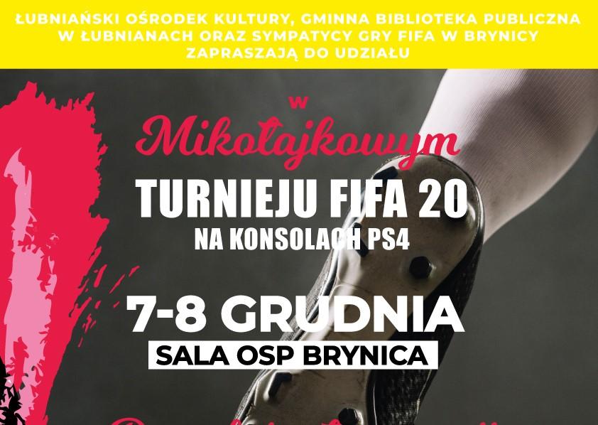 Ruszyły zapisy na Mikołajkowy Turniej FIFA20 1