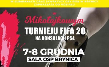 Ruszyły zapisy na Mikołajkowy Turniej FIFA20 10