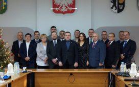 Radni gminy Dobrzeń Wielki życzą Wam wesołych Świąt 4