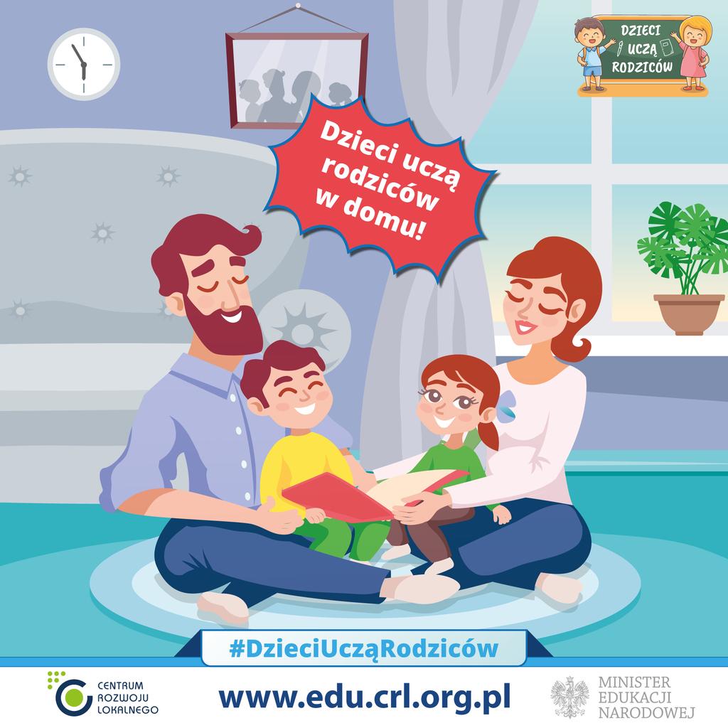 Bezpłatne materiały do wspólnej nauki dzieci i rodziców 5
