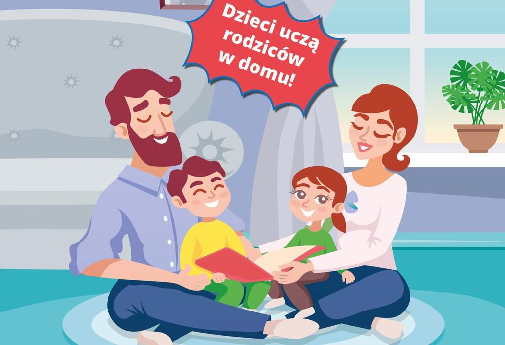 Bezpłatne materiały do wspólnej nauki dzieci i rodziców 4