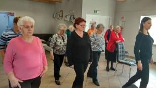 Seniorzy udowodnili, że taniec towarzyski jest dla każdego