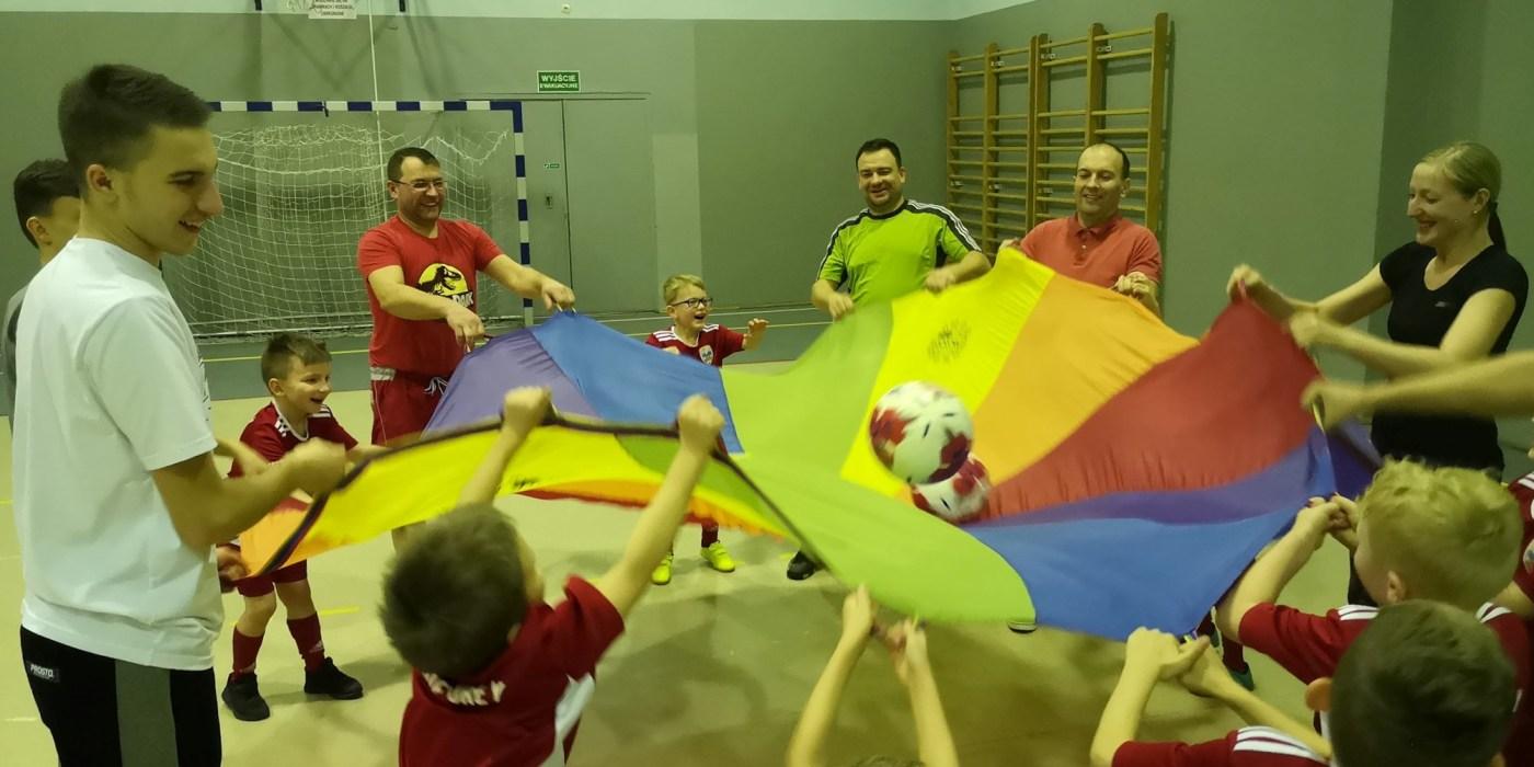 W Luboszycach wychowują poprzez sport, który bardzo kochają 1