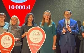 PSP Łubniany wygrało 10 000 złotych na realizację zielonej klasy 1