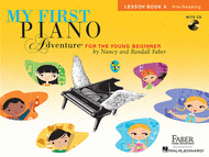 Nancy Faber - My First Piano Adventure, Lesson Book A