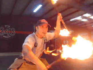 Orange County Fire Rescue Lip Sync Challenge Plus Imagine Dragons - Whatever It Takes