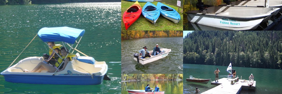 echo lake resort boat rentals