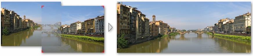 DoubleTake 2.6.6 Mac 破解版 优秀的全景照片拼接软件