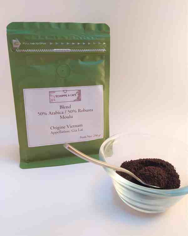 café vietnamien blend