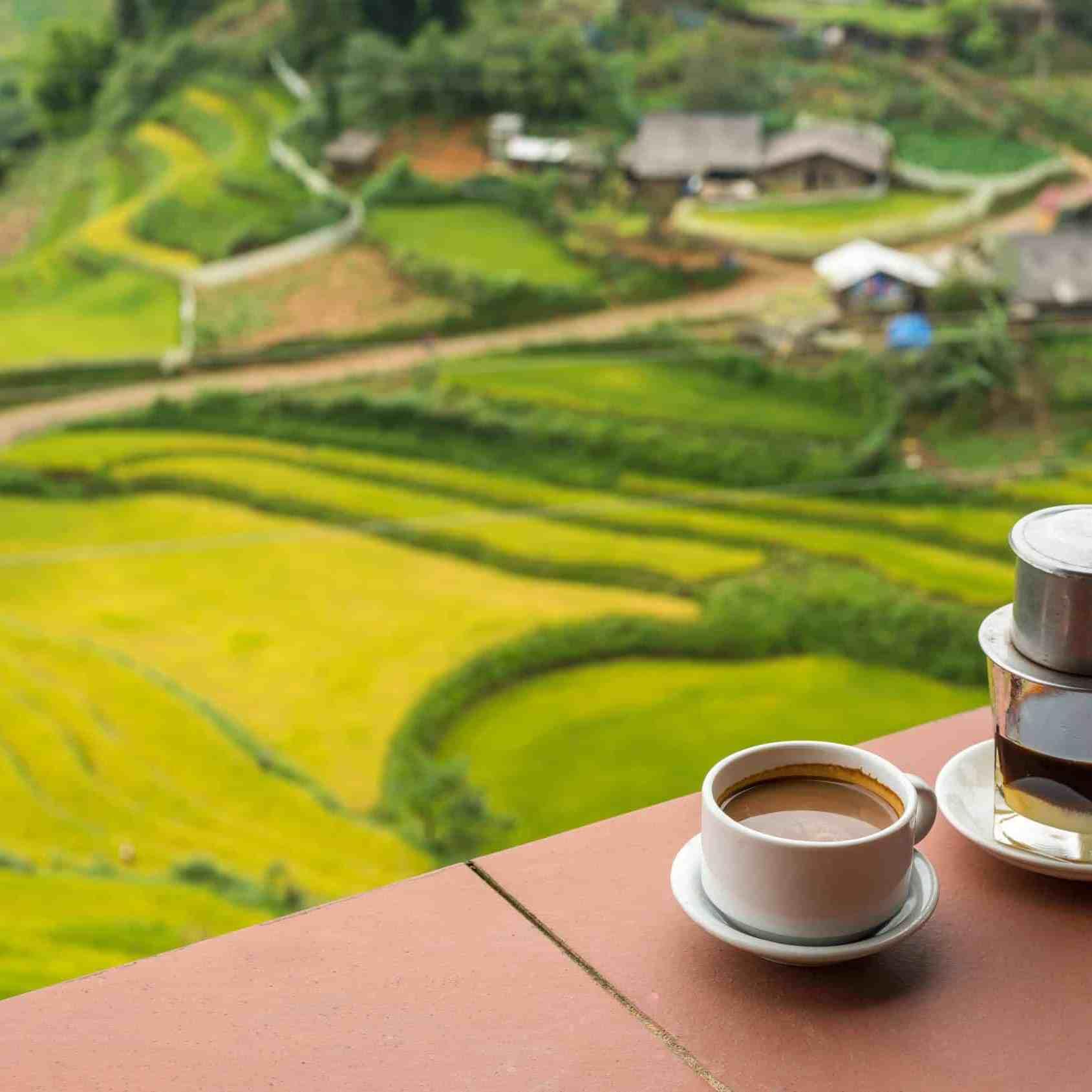 Découvrez le café vietnamien