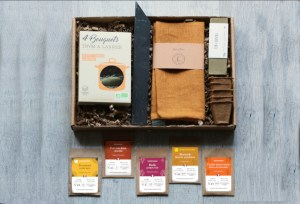 box jardinage made in France coffret cadeau