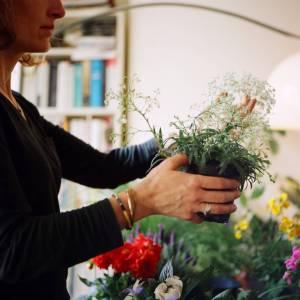 marie brun, ma petite jardiniere, paysagiste balcon paris