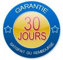 garantie30jours1 e1408029503993 - Le Pouvoir Des Cristaux sur Votre Santé Guérison, Énergie, et Pratique