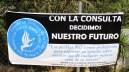 Guatemala_ annonce de consultation communautaire ©PWS 2012