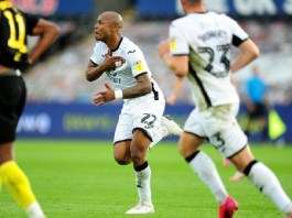 Ayew netted his 18th goal of the season over the weekend - Sports