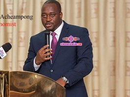 Dr. Theo Acheampong Economist - Business