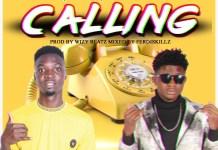 Isaybwoy ft Rekordz   Calling Prod by Wizy Beatz mix by ferdiskillz - Isaybwoy