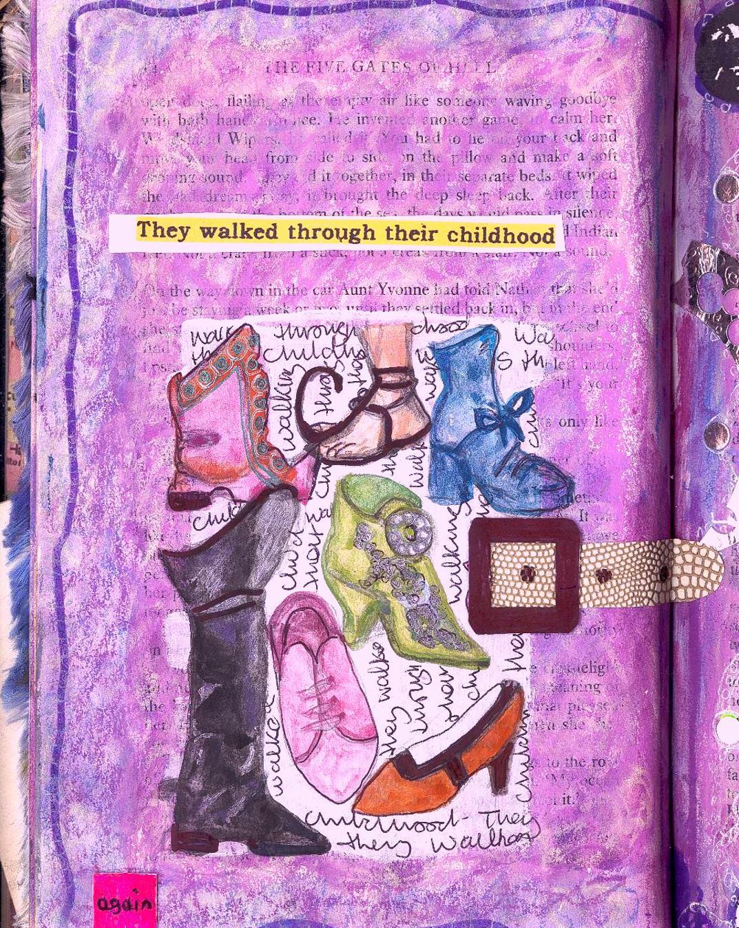 page-11-walking through childhood