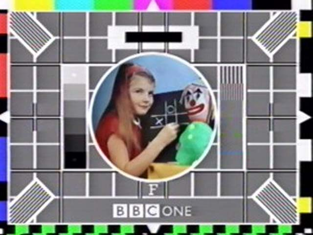 bbc- testcard, that good old standby!