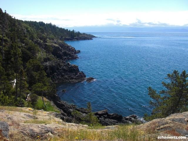 east sooke park- Vancouver island- copyright- échos verts
