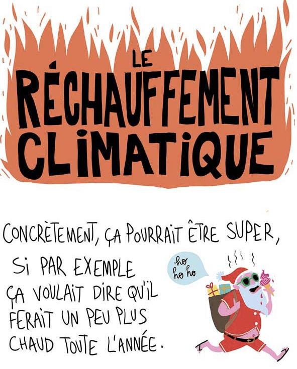 Illustration de Pénélope Bagieu extraite d'une BD réalisée pour IUO îdF.