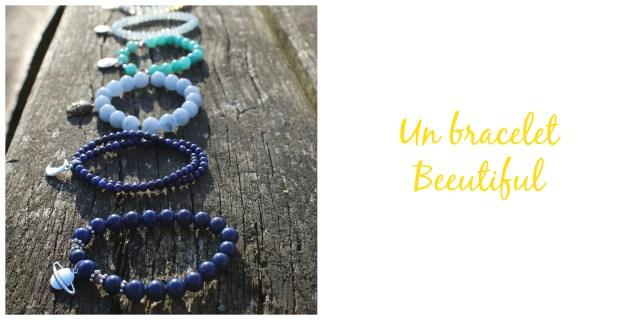 Bracelets beeutiful- echos verts