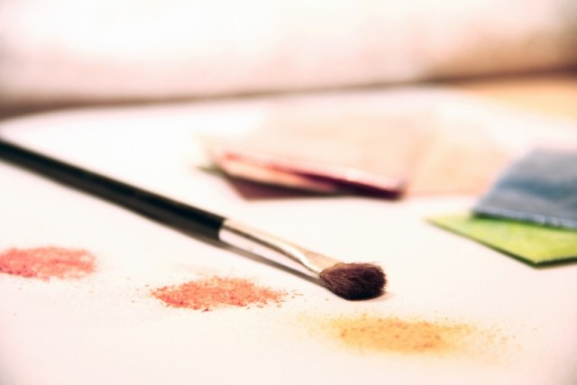 Maquillage poudre- pexels.com