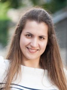 Portrait Anne-Marie Gabelica - fondatrice oOution