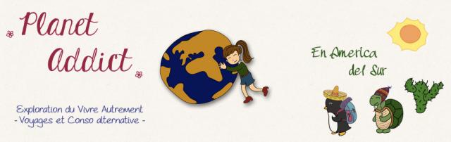Planet Addict blog zéro déchet