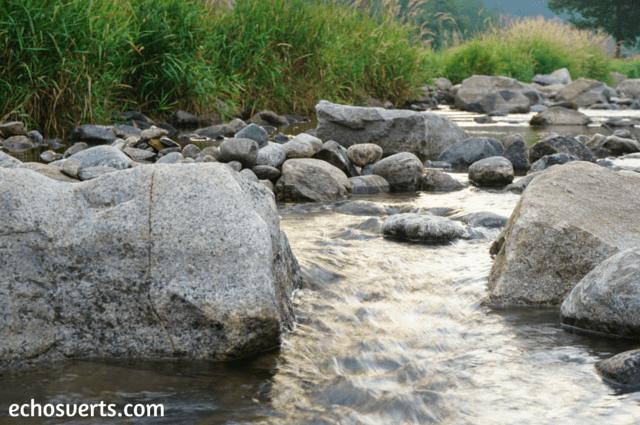 Ecouter l'eau pour se détendre echosverts.com
