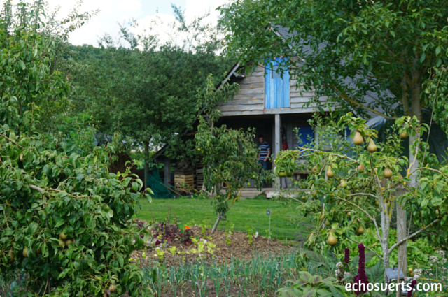 Maison campagne jardin echosverts.com