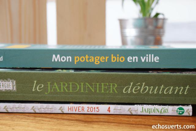 Jardinage livres et magazines echosverts.com