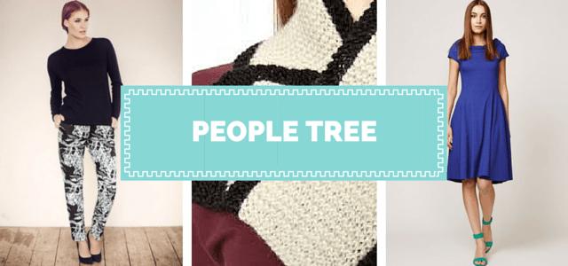 People tree vêtements éco-responsables