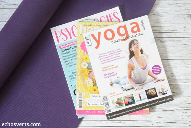 Magazine yoga
