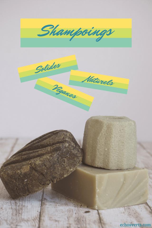 shampoings solides naturels vegan echosverts.com