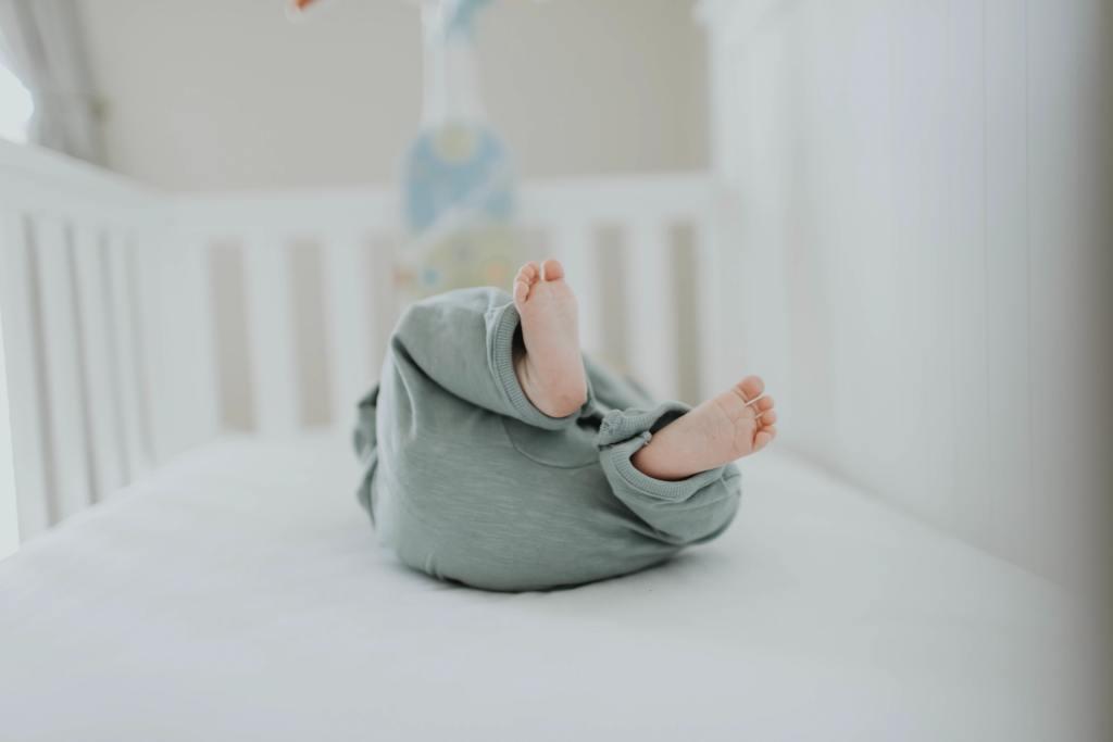trouble du sommeil bébé