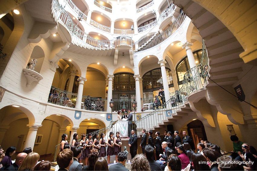 Mission Inn Riverside Wedding LindaampBen Echou Makeup