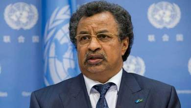 صورة ديبولماسي اتشادى على رأس البعثة الأممية فى مالي