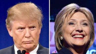صورة سباق الرئاسة.. كلينتون وترامب يتصدران النتائج
