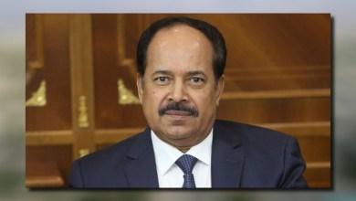 صورة خاص / إقالة الوزير حمادي ولد أميمو بسبب رفضه للإهانة من الرئيس محمد ولد عبد العزيز