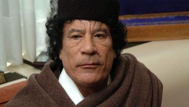 """صورة موقع """"تايمز أوف إسرائيل"""": القذافي طلب مساعدة """"إسرائيل"""" في أيامه الأخيرة"""