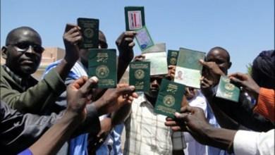 صورة المُوريتانيون العائدون من ليبيا .. غُرباء في وطنهم