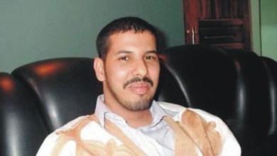صورة ولد هيدالة ينفي حيازة وتهريب وبيع المخدرات  ويؤكد أنه أعتقل في منزله