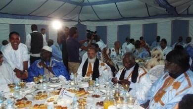 صورة التكتل والمنتدى يقاطعان مائدة حزب الإتحاد والمشاركون في الحوار يحضرون الإفطار